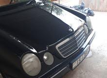 مرسيدس بنز  2001 mercedes benz E200