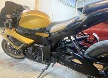 دراجة سزوكي GSX 750R