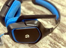 سماعه راس لوجيتيك Headset Logitech G430