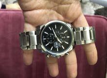 ساعة رجالي كاسيو معدني