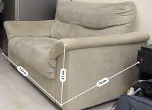 IKEA knislinge twin seat sofa