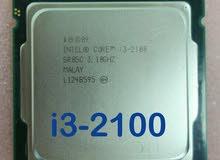Processor Core i3-2100