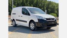 Peugeot Partner 2018 Long Van Ref#558