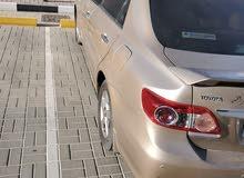 تويوتا كورولا 2011 للبيع