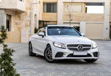 Mercedes Benz C200 Mild Hybrid Convertible 2019 كشف