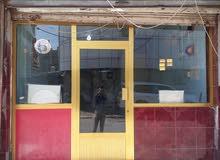 محل للأيجار في العشار مقابل مصرف الرشيد والرافدين مجاور مطعم كباب الشمال