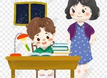 معلمة تأسيس مرحله ابتدائية ومتأخرين في القراءة والكتابة وتدريس المرحلة المتوسطةحي الصفا