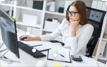 خريجة مالية ومصرفية تبحث عن عمل مصرفي او اداري