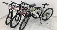 للبيع دراجات هوائيه