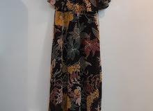 New maxi multicolor dress