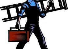 حداد متخصص في صيانة وتركيب ولحام الأبواب والنوافذ ومستلزمات المنازل الحديدية