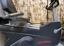 life fitness exercise bike machine