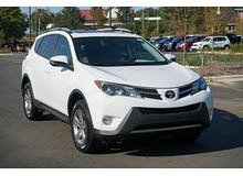 Toyota RAV4 2015 for Sale - Agent maintained