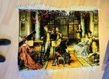 valuable carpet Tableau 105*145 cm  سجادة حرير