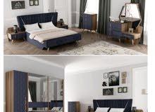طاقم غرفة النوم تركية