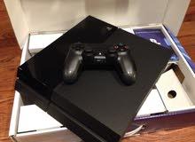 بلايستيشن 4 PS4 للبيع او للبدل