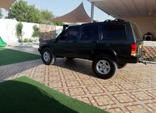 Jeep Cherokee 2000 For sale - Green color