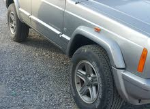 Used condition Jeep Cherokee 1999 with +200,000 km mileage