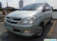جميع قطع غيار لسيارة اينوفا من 2007 إلى 2012 فل وكالة نظيفة على الشرط ومع الضمان