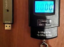 ميزان الكتروني معلق أقصى وزن 50 كيلوجرام