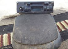 مسجل سيارة نوع قراندي  بي ام دبليو معاه سبيكروا