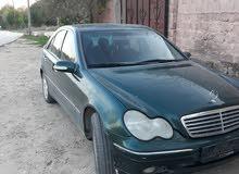 For sale Mercedes Benz C 240 car in Jebel Akhdar