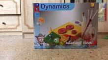 لعبة الفيزياء الديناميكية