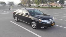 Toyota Avalon 2012 For sale - Black color