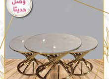 Al Riyadh – A Tables - Chairs - End Tables that's condition is New