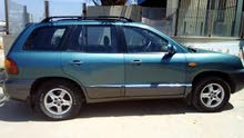Automatic Green Hyundai 2004 for sale