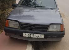 سياره اوبل للبيع موديل ال1984