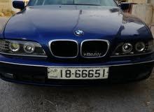 BMW 520I الدب98  للبيع او البدل