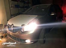New Renault Logan in Misrata