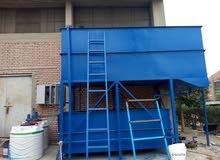 معالجة مياه الصرف الصناعى لتتوافق مع الاشتراطات البيئية 01019999107
