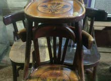 For sale Tables - Chairs - End Tables that's condition is Used - Giza