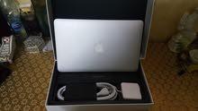 macbook air 11-inch 2015 core i5 4 GB ram  128GB flash storage