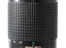 Nikkor Nikon AF-S 70-300mm f/4-5.6 D ED