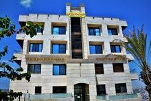 شقة للبيع في منطقة _ ضاحية الأمير علي _ مساحة 135 متر + روف مسور 125 متر