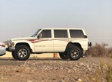 White Nissan Patrol 1991 for sale