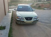 Gold Hyundai Elantra 2005 for sale