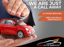 Get the best deals on Professional Auto Service Repair at Apex Auto Garage