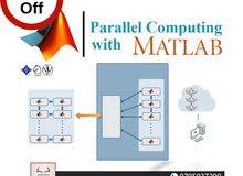 "ورشة "" parallel computing with MATLAB """