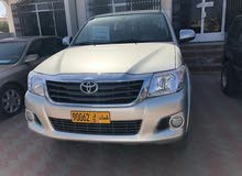 Automatic Toyota 2012 for sale - Used - Ja'alan Bani Bu Ali city