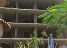 علي شارع فوزي معاذ الرئيسي شقة 145 م بمقدم 35 %
