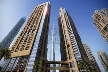 شقة غرفة وصالة داون تاون برج خليفة Act1 Act2