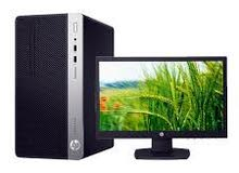 "HP ProDesk 400-G5 MT - i7-3.00GHz / 8GB / 1TB / 18.5"" LED / DOS / 1YW - Desktop"