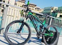 TREK Fuel EX 9.8 EAG carbon MTB bike in excellent condition for sale