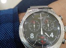 ساعة...... swatch...... Swiss... بحال... الوكالة