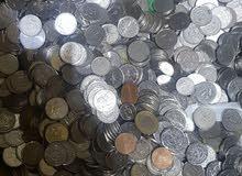 عملات معدنية حديثة للبيع