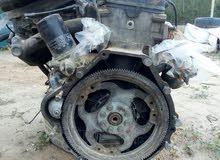 محرك مرسيدس 103 يصرف